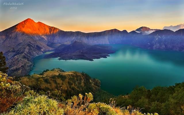 Samalas, Gunung Api yang Letusanya Lebih Dahsyat dari Krakatau dan Tambora