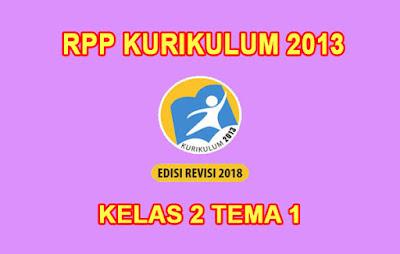 download rpp kelas 2 tema 1 k13 pdf tahun 2019 2020