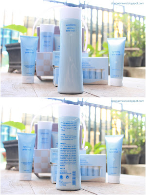 review Wardah Lightening Body Lotion