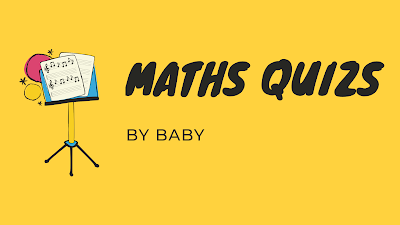 Maths Quiz for class 1