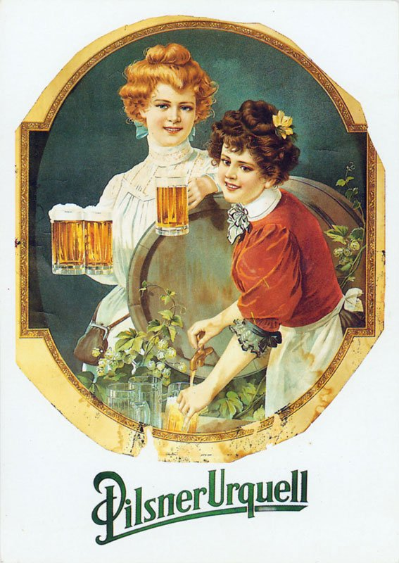 Vintage Advertising Posters of Beer From Around The World ...