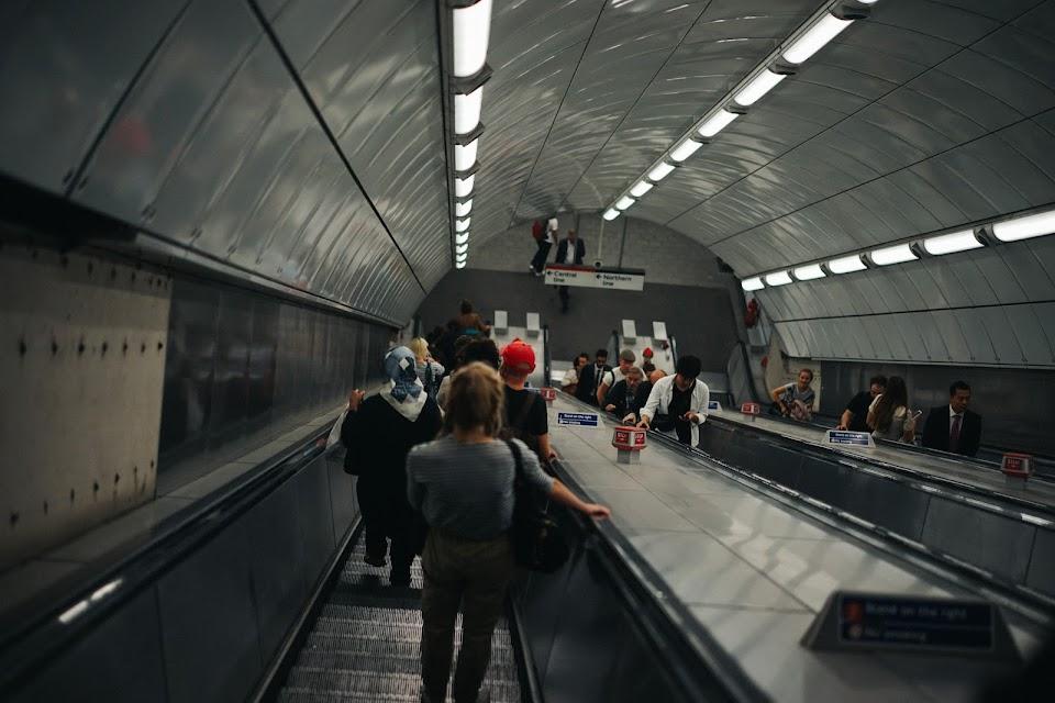 ロンドン地下鉄(London Underground)