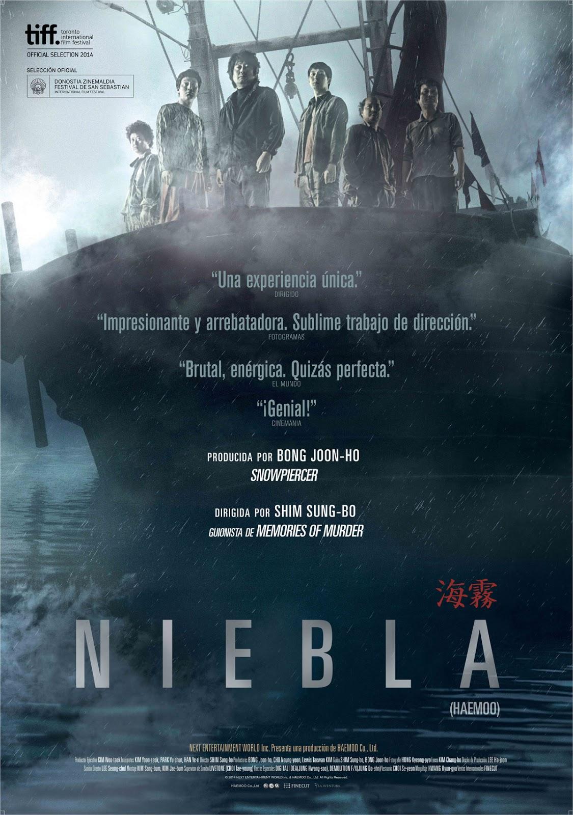 Niebla (2014) |Audio Latino| |Película| |Mega 1 Link|