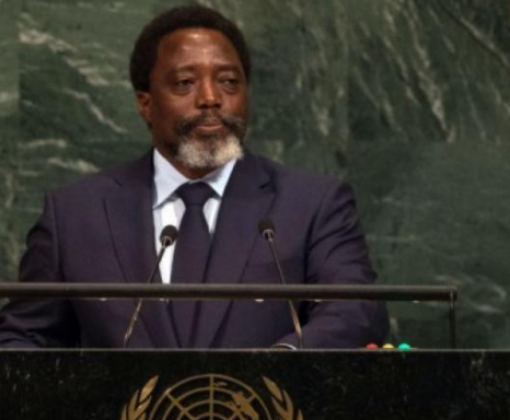 5-people die in accident involving Congo President, Joseph Kabila's motorcade