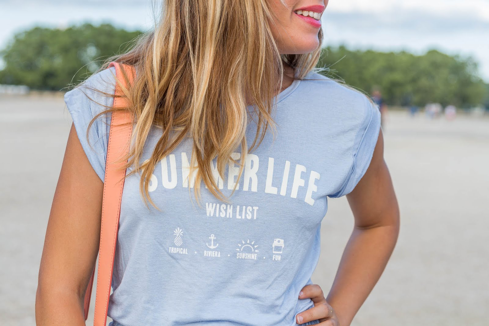 summer life t-shirt pepe jeans