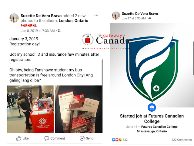 From Fanshawe College International Student to Futures Canadian College School Administrator