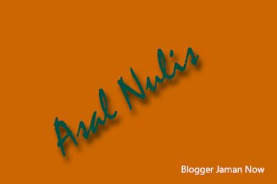 Blogger-Jaman-Now