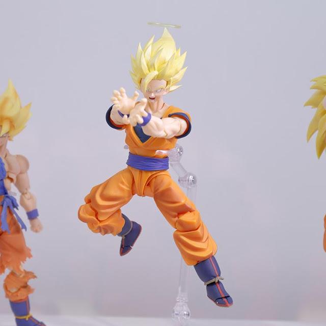 S.H.Figuarts Super Saiyan 2 Son Goku
