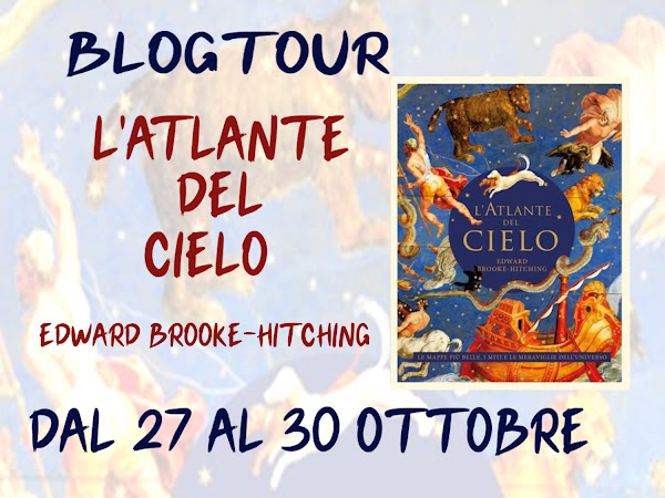 Blog Tour - L'atlante del Cielo