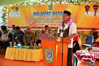 Wakili Kabupaten Bima, Monta Baru Dinilai Tim Lomba Desa tingkat Provinsi NTB