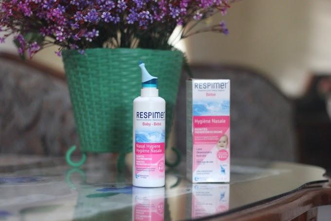 Respimer: Membersihkan dan Redakan Hidung Tersumbat pada Si Kecil
