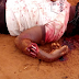 PHOTOS/VIDEO: WOMAN BRUTALLY MURDERED IN ANAMBRA AND SUSPECT WAS BURNT TO DEATH