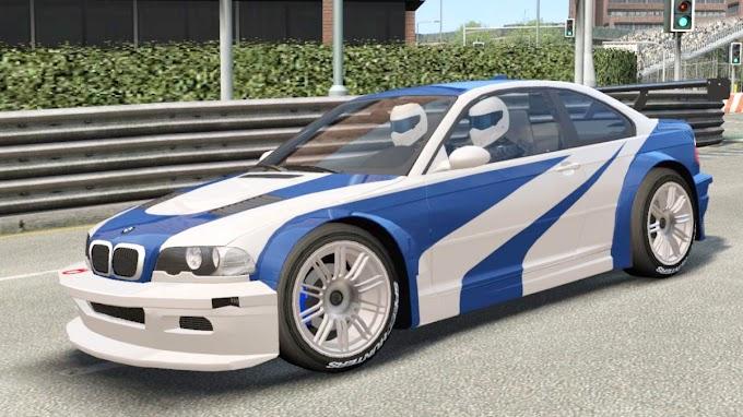 LFS Modları - BMW M3 GTR Yaması İndir