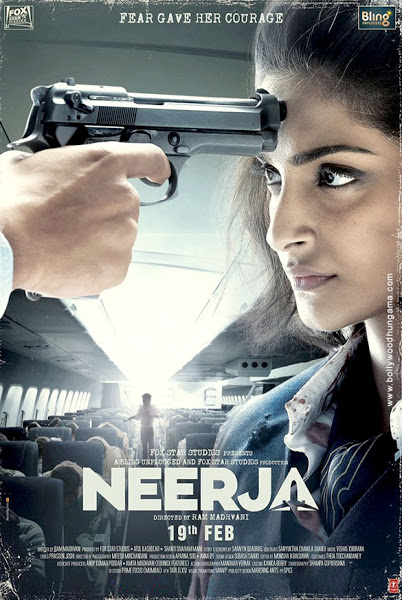 Neerja (2016) Full Movie Watch Online Free Download