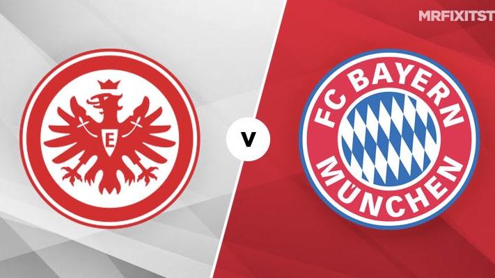 مشاهدة مباراة بايرن ميونخ وآينتراخت فرانكفورت بث مباشر اليوم بتاريخ 23-05-2020 في الدوري الالماني