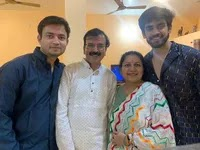 Avinash Mishra family