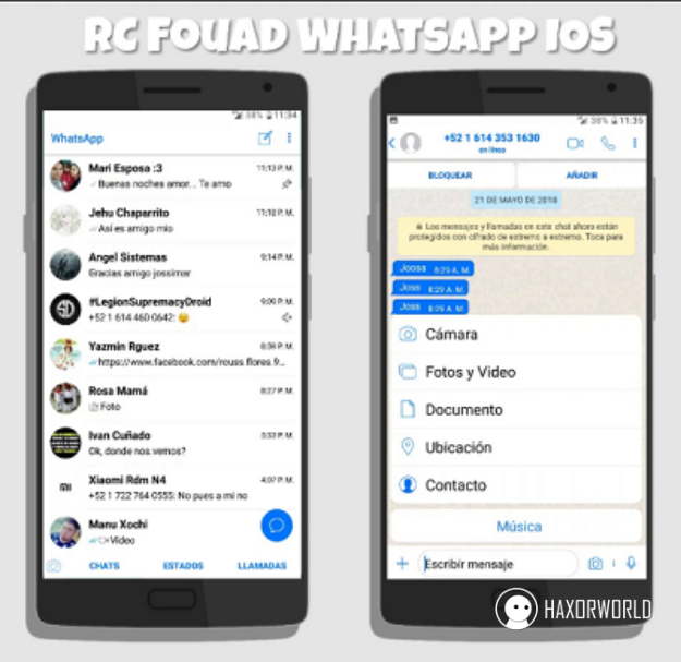 Download Whatsapp Plus V750 Mod Apk Full Gratis For Android Terbaru