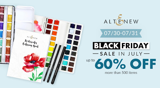 Shop Altenew (July 30th-31st Only)