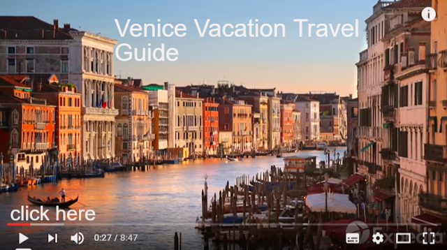 When you visit Venice you will Fall in love with the city