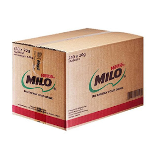 Milo Active Go Sachet 20g x 240