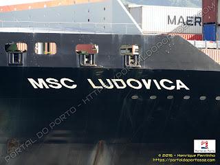 MSC Ludovica