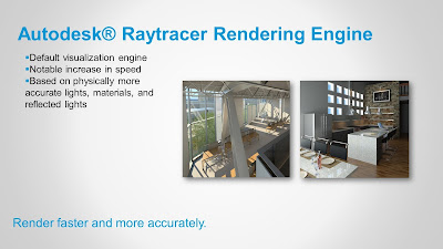 Autodesk Raytracer Rendering Engine in Revit 2017