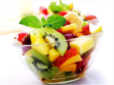রমে পুষ্টি ও প্রশান্তি পেতে ফলের সালাদ, Hot to get fruit salad recipes and nutrition,
