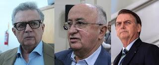 VÍDEO: Dois Deputados Federais do Piauí não aceitam e riem da proposta de Bolsonaro para baixar o preço da gasolina