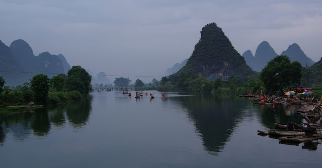 Lake of Dreams, Yangshuo, China