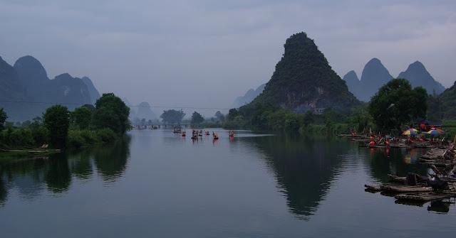 Lake of Dreams, Yangshuo, China