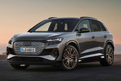 2022 Audi Q4 E-Tron Review, Specs, Price