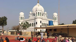 Pakistan wants to impose service fee on Kartarpur pilgrims, India objects