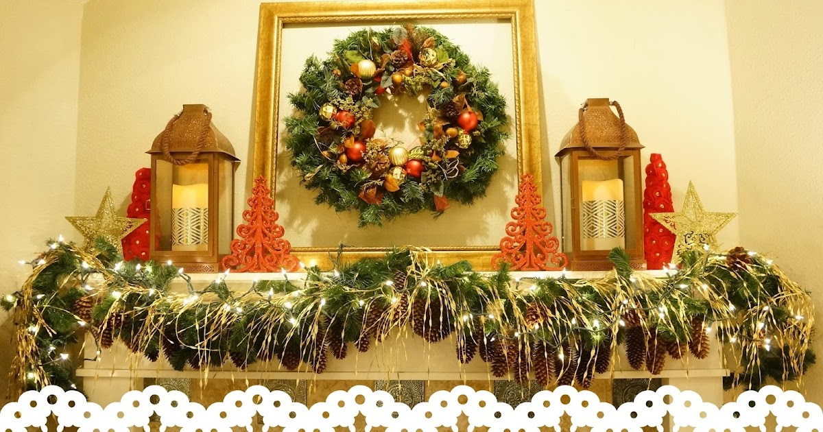 2016 christmas decor for Decor 2016