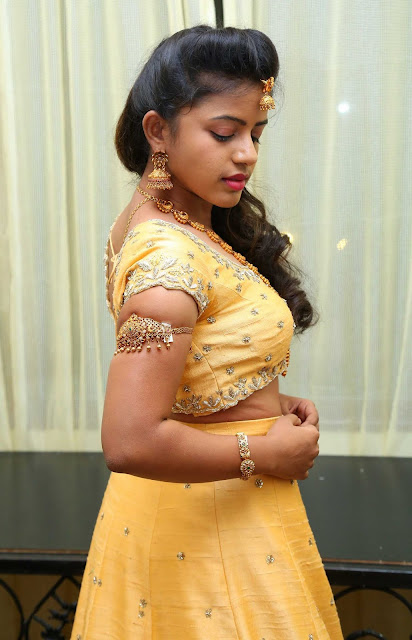 Mounika Kalapala Telugu Model Latest Hot Pics