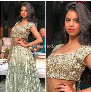 Suhana Khan Ethnic Wear 1 ~ .xyz Exclusive Celebrity Pics 004