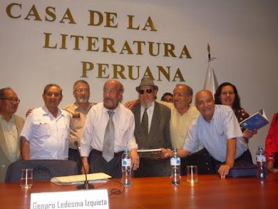 Resultado de imagen para Scorza fue elegido, junto a Ledesma, el luchador social Hugo Blanco