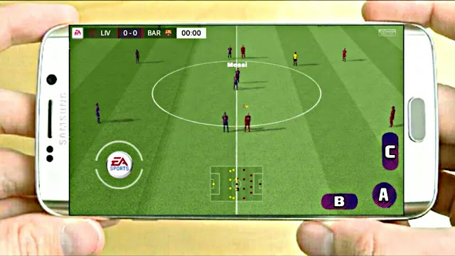Download Football Lite 200 MB Android Offline Best Graphics HD