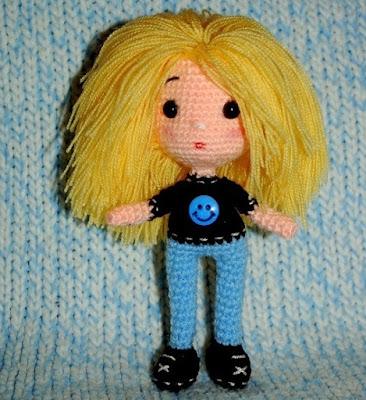 Кукла малютка Балу