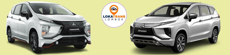 Rental Mobil Xpander Lombok
