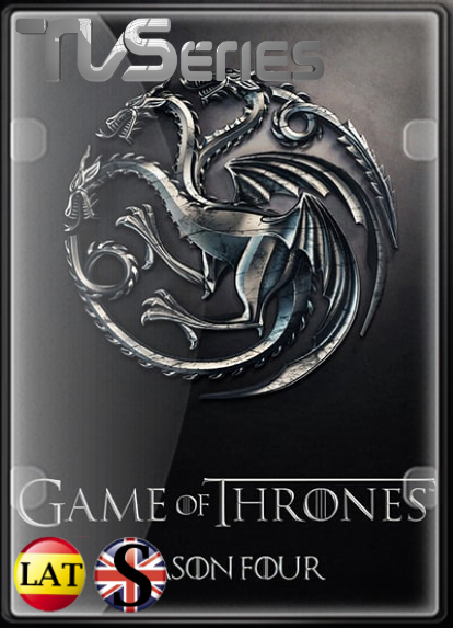 Game of Thrones (Temporada 4) HD 1080P LATINO/INGLES