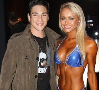 Diego Sanchez With Ex Girlfriend Ali Sonoma