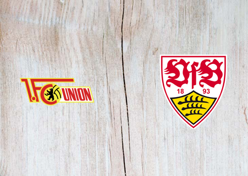 Union Berlin vs Stuttgart -Highlights 17 April 2021