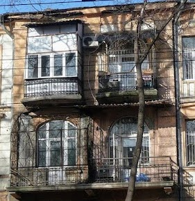 Одеса. Архітектурний декор – балкони
