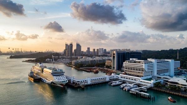 HarbourFront Trung tâm thương mại và trung tâm mua sắm lớn nhất Singapore