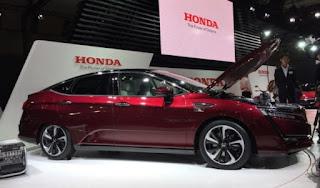 Τα υδρογονοκίνητα οχήματα Clarity Hydrogen της Honda φθάσανε στην Καλιφόρνια