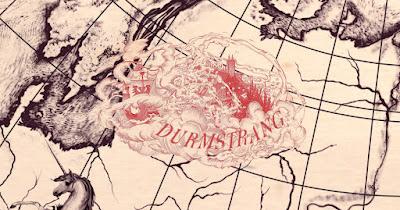 L'Istituto Durmstrang sulla mappa delle Scuole di Magia