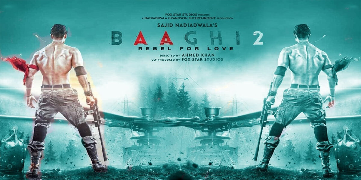 Baaghi 2 images hot