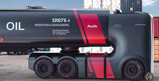 Audi future truck