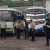 Alcaldía de San Cristóbal retiene cuatro unidades de transporte por cobro excesivo del pasaje