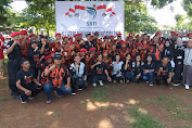 Pemuda Pancasila (PP) Kabupaten Semarang Ikuti Upacara Bela Negara